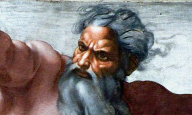 God Announces Plans To Slowly Wean Humans Off Religion