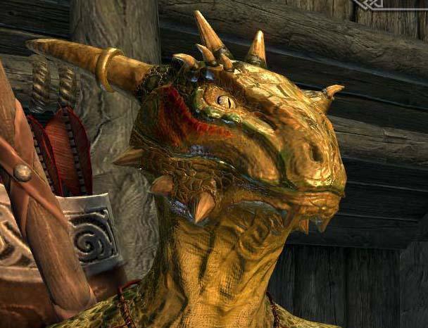 Argonians, Elder Scrolls V: Skyrim