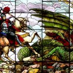 Depictions of Gods or Humans Killing Reptiles