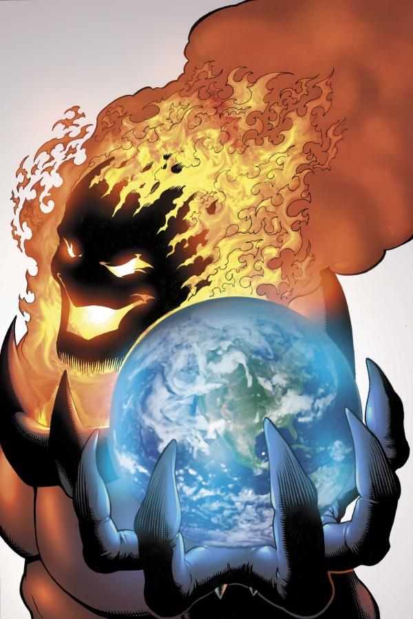 Doctor Strange Comics, Dormammu