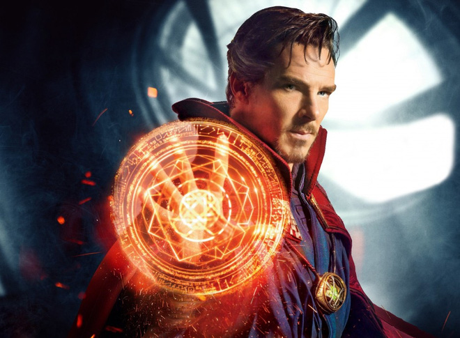 Doctor Strange Geometric Magic