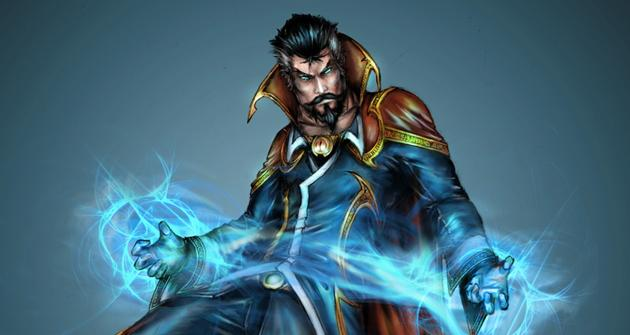 Doctor Strange Comics, Magic Energetics