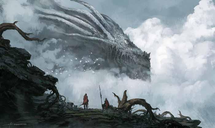 Dragon - Jorge Jacinto