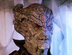 Drakh reptilian, Babylon 5