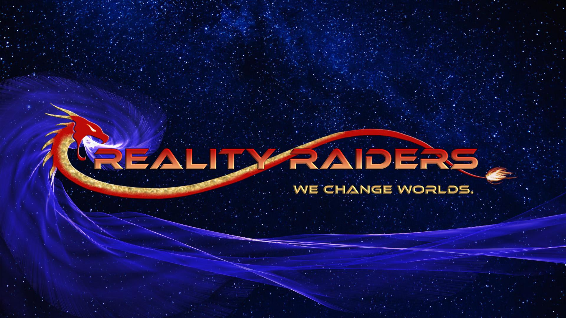 Reality Raiders Banner