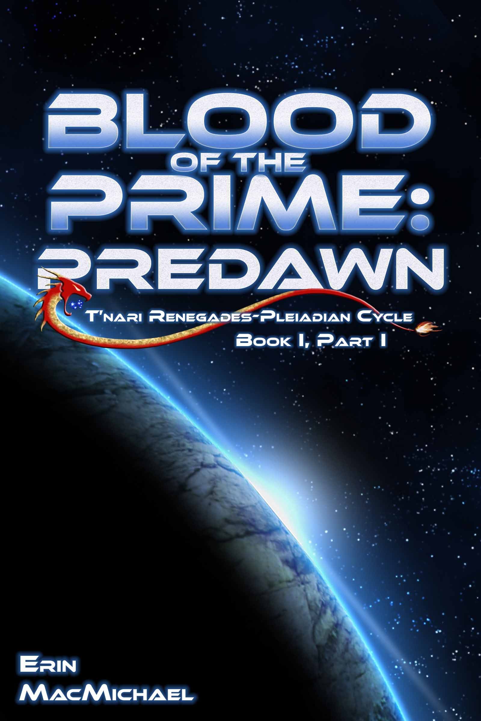 Blood of the Prime Draft Cover