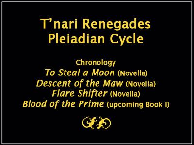 T'nari Renegades Chronology