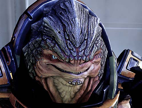 Krogan, Mass Effect