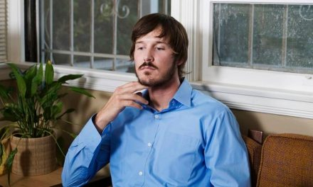 Man On Verge Of Self-Realization Instead Turns To God