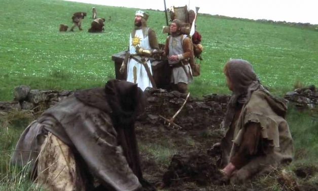 Monty Python and the Holy Grail – Constitutional Peasants