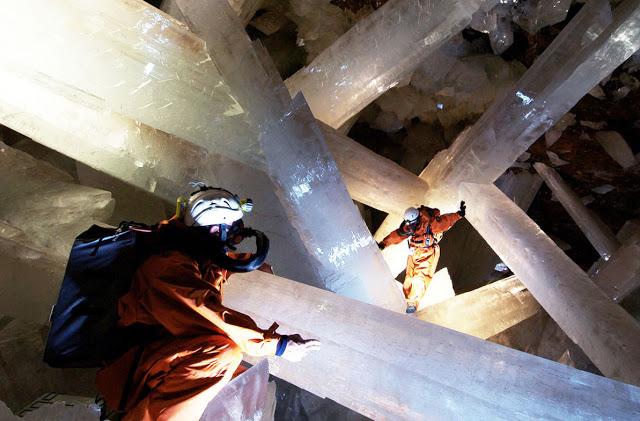 Niaca Cave, Mexico