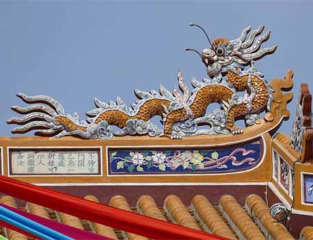 Huế Palace, Vietnam