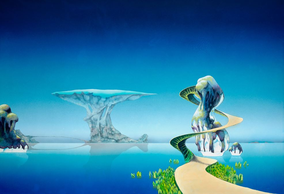 Pathways Yessongs - Roger Dean