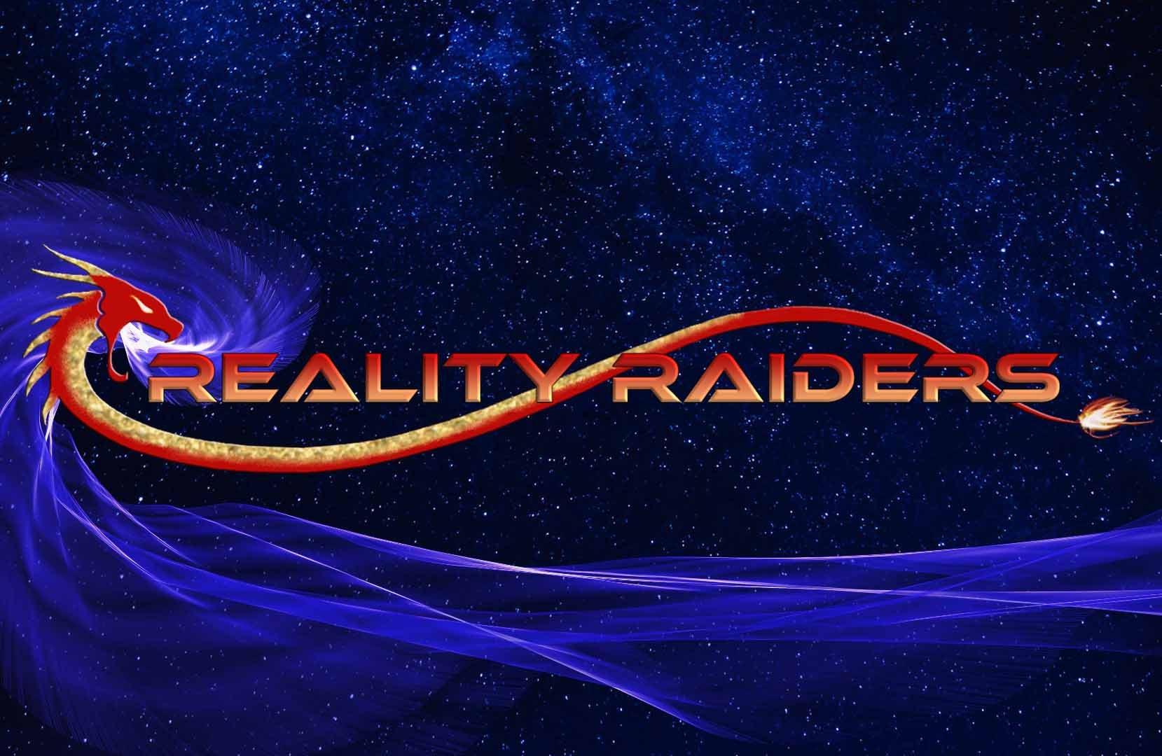 Reality Raiders Banner Phone