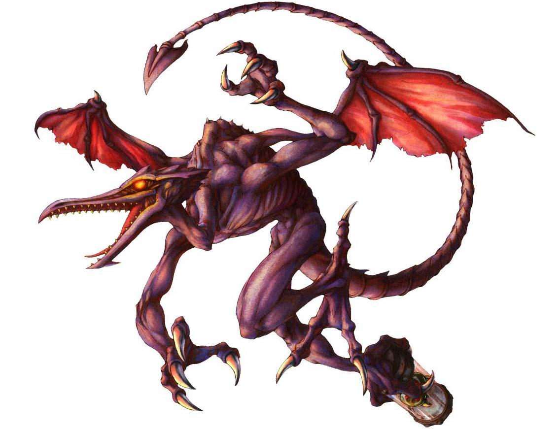 Ridley, Metroid Prime