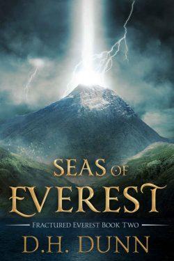 Seas of Everest - D.H. Dunn