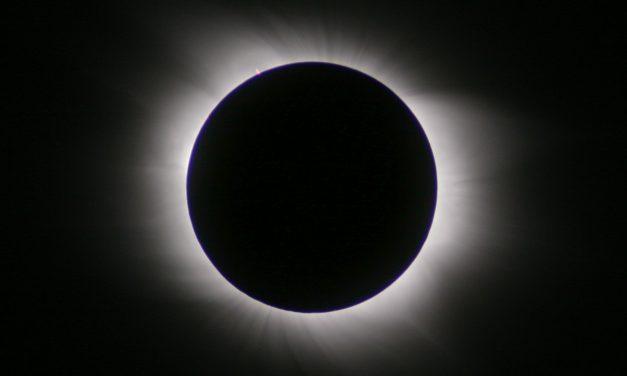 Full Solar Eclipse – A Glaring Enigma