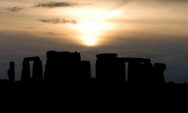 An Evening at Stonehenge