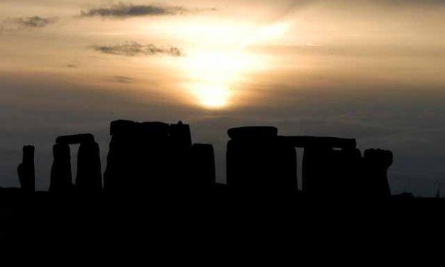 An Evening at Stonehenge