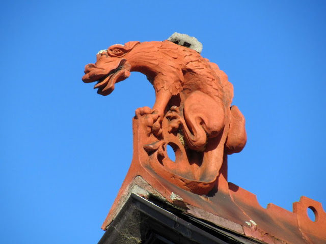 Terracotta dragon, Melbourne