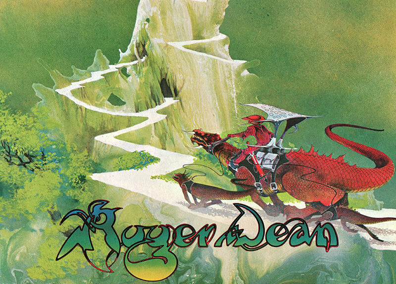 The Visions of Roger Dean